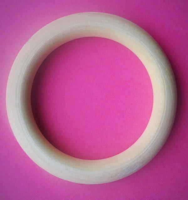 Houten ring 6.8 cm
