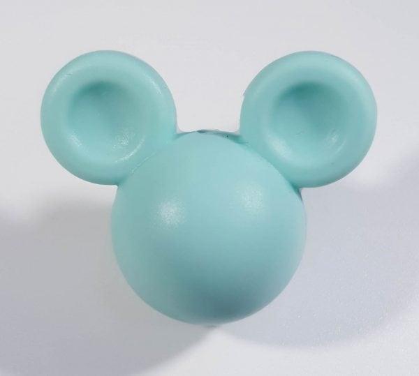 Kraal mickey siliconen munt