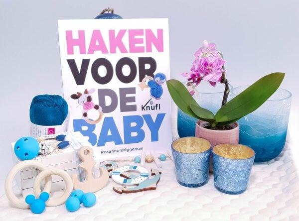 Haken voor de baby - Rosanne Briggeman samenstelling