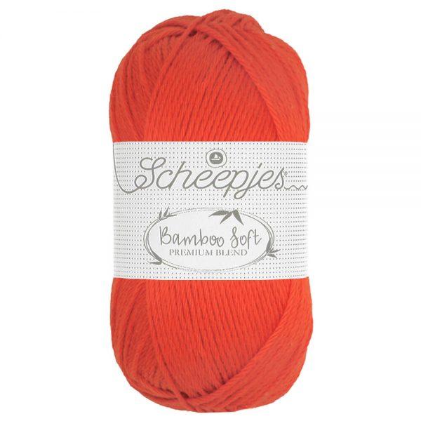 Scheepjes Bamboo Soft Regal Orange 261