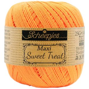 Scheepjes Maxi Sweet Treat Sweet Orange 411