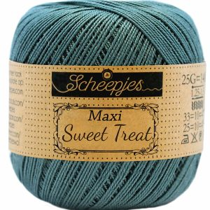 Scheepjes Maxi Sweet Treat Deep Ocean Green 391