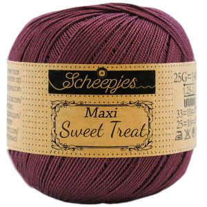 Scheepjes Maxi Sweet Treat Shadow Purple 394