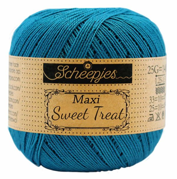 Scheepjes Maxi Sweet Treat Petrol Blue 400