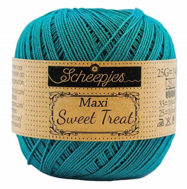 Scheepjes Maxi Sweet Treat Dark Teal 401