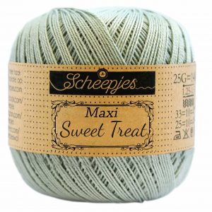 Scheepjes Maxi Sweet Treat Silver Green402