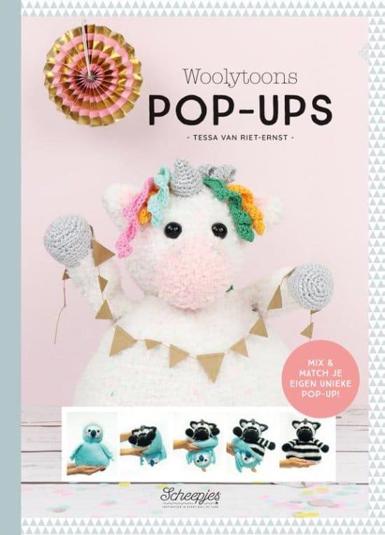 Woolytoons Pop-ups - Tessa van Riet - Ernst