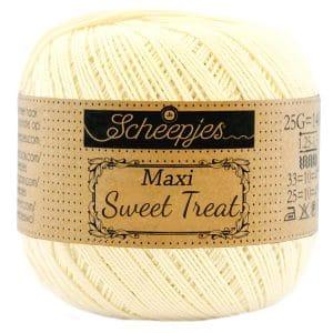 Scheepjes Maxi Sweet Treat - Candle light - 101 - 25 gram
