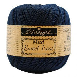 Scheepjes Maxi Sweet Treat - Ultra Marine - 124 - 25 gram