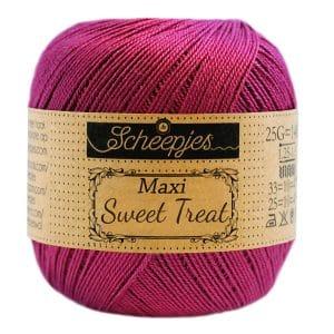 Scheepjes Maxi Sweet Treat - Tyrian Purple - 128 - 25 gram