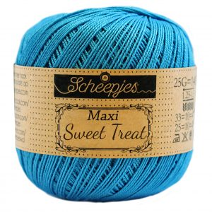 Scheepjes Maxi Sweet Treat - Vivid Blue - 146 - 25 gram