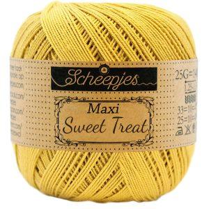 Scheepjes Maxi Sweet Treat - Gold - 154 - 25 gram