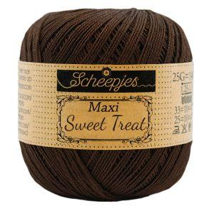 Scheepjes Maxi Sweet Treat - Black Coffee - 162 - 25 gram