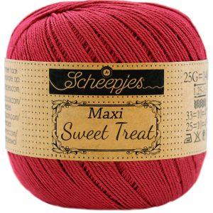 Scheepjes Maxi Sweet Treat - Scarlet - 192 - 25 gram