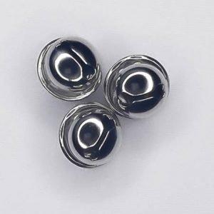 Belletje zilver 11 mm
