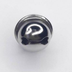 Bel 11 mm zilver