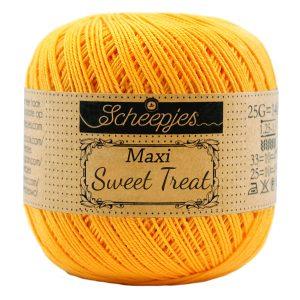 Scheepjes Maxi Sweet Treat - Yellow Gold - 208 - 25 gram