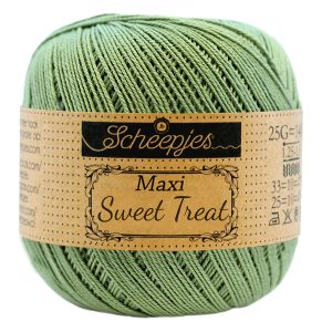 Scheepjes Maxi Sweet Treat - Sage Green - 212 - 25 gram