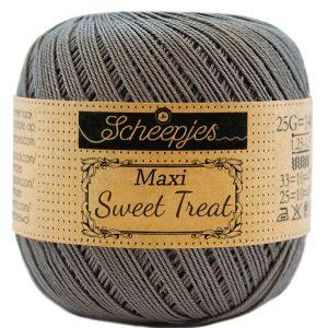 Scheepjes Maxi Sweet Treat - Metal Grey - 242 - 25 gram