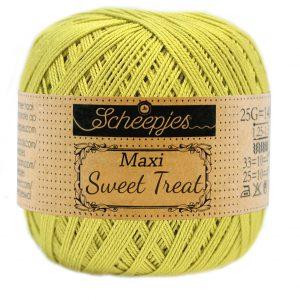 Scheepjes Maxi Sweet Treat - Green Yellow - 245 - 25 gram