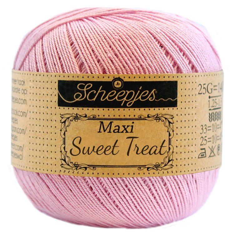Scheepjes Maxi Sweet Treat - Icy Pink - 246 - 25 gram