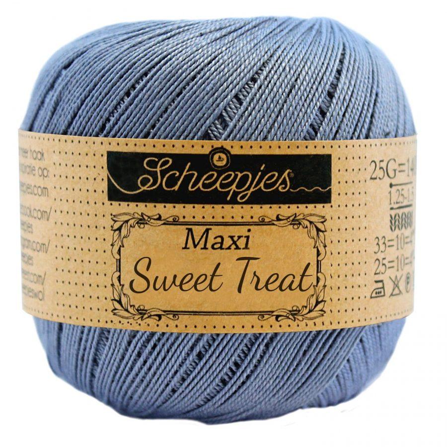 Scheepjes Maxi Sweet Treat - Bluebird - 247 - 25 gram