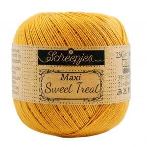 Scheepjes Maxi Sweet Treat - Saffron - 249 - 25 gram