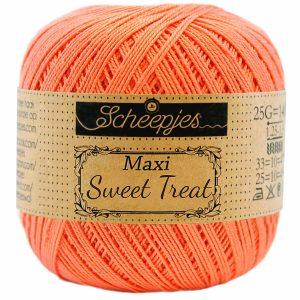Scheepjes Maxi Sweet Treat Rich Coral 410
