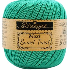 Scheepjes Maxi Sweet Treat - Jade - 514 - 25 gram