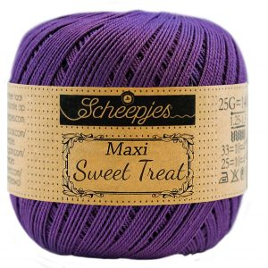 Scheepjes Maxi Sweet Treat - Deep Violet - 521 - 25 gram