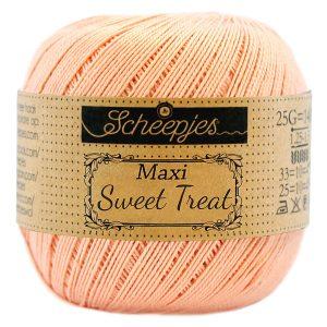 Scheepjes Maxi Sweet Treat - Pale Peach - 523 - 25 gram
