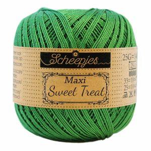 Scheepjes Maxi Sweet Treat - Grass Green - 606 - 25 gram