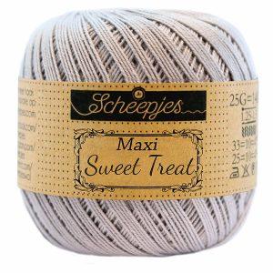 Scheepjes Maxi Sweet Treat - Silver - 618 - 25 gram