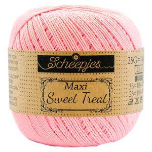 Scheepjes Maxi Sweet Treat - Pink - 749 - 25 gram