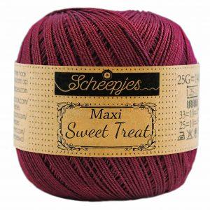 Scheepjes Maxi Sweet Treat - Bordeau - 750 - 25 gram