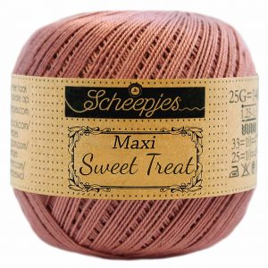 Scheepjes Maxi Sweet Treat - Antique Rose - 776 - 25 gram