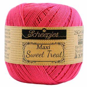 Scheepjes Maxi Sweet Treat - Fuchsia - 786 - 25 gram