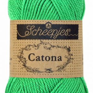 Scheepjes-Catona-50-gram-Apple-Green-389