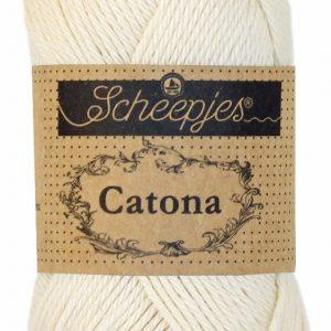 Scheepjes Catona - 50 gram - Old Lace - 130