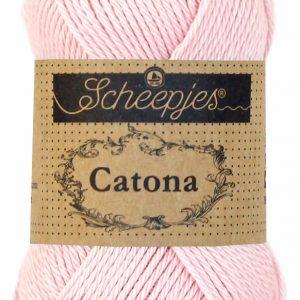 Scheepjes Catona - 50 gram - Powder Pink - 238