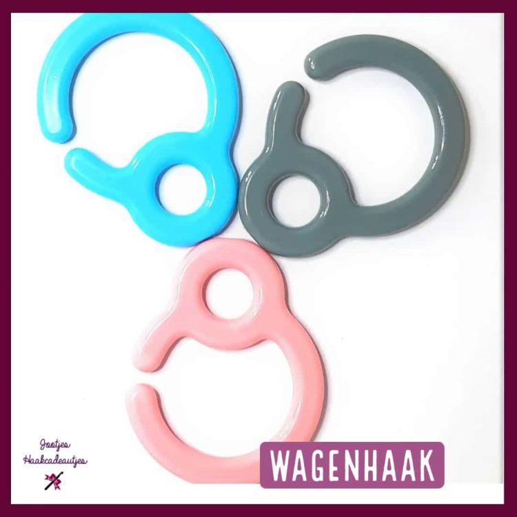 Maxicosi hangers / Wagenhaak
