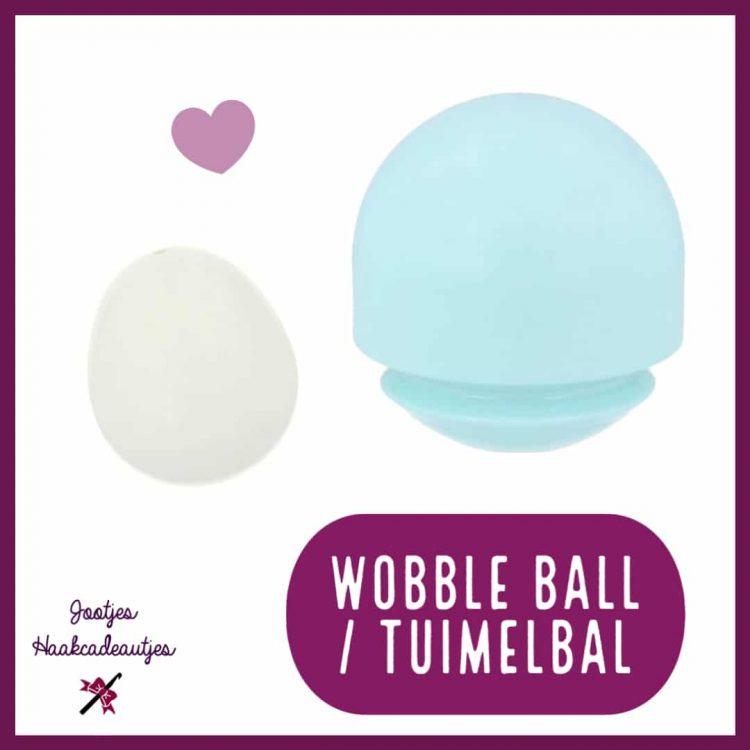 Wobble ball - Tuimelbal