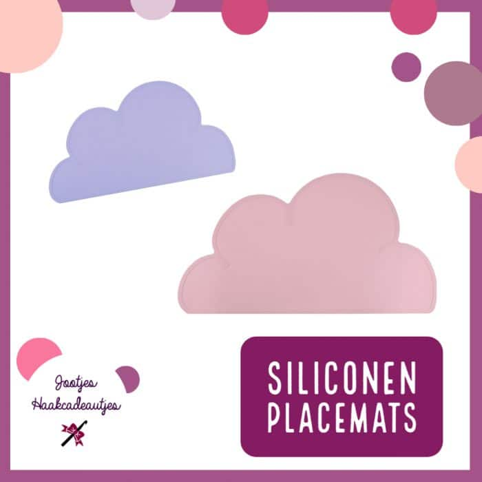 Siliconen placemats
