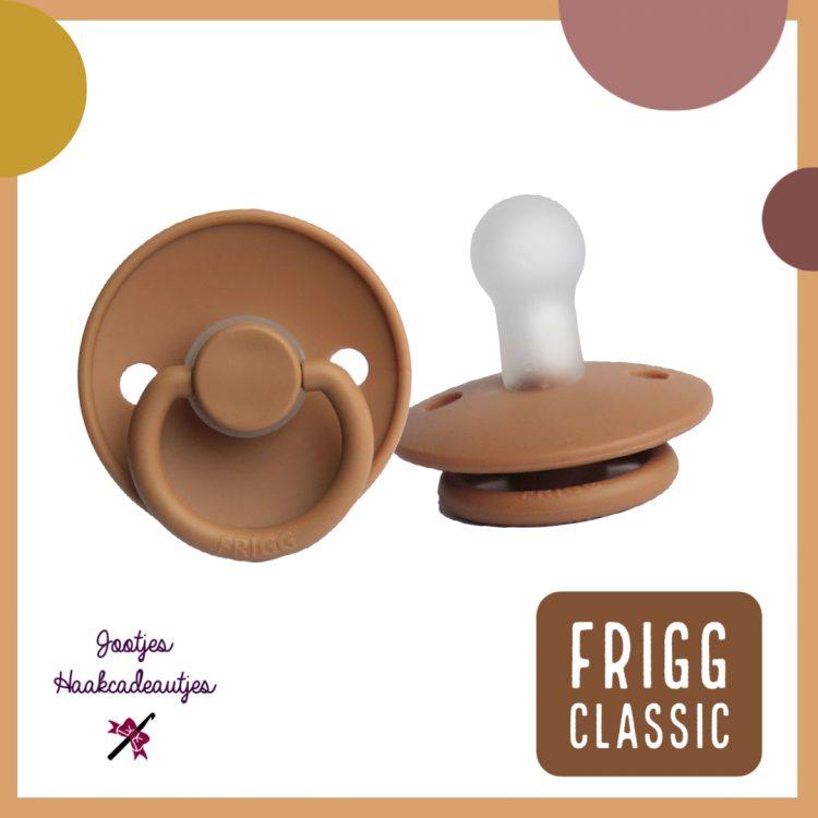 Frigg Fopspeen - Siliconen - Classic Speen - DIRECT LEVERBAAR