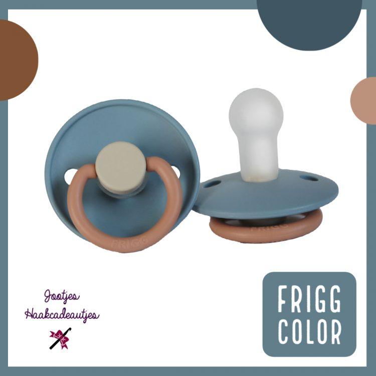 FRIGG Fopspeen - Siliconen - Color Speen - PRE-ORDER