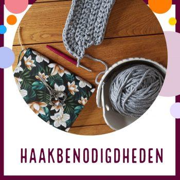Haakbenodigdheden haaknaald yarn bowl haken wol garen